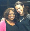 Sherri and Paula Patton!