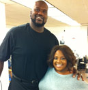 Sherri and Shaq