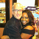 Sherri and Andy Dick