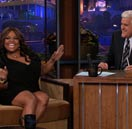 Sherri on The Tonight Show