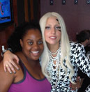 Sherri and Lady Gaga