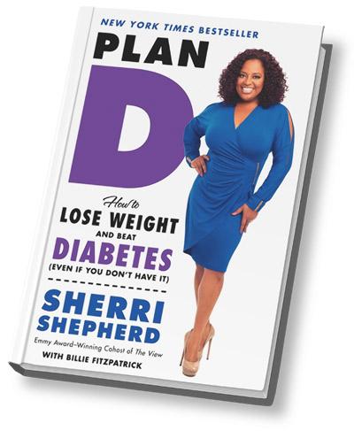 Sherri Shepherd's book Plan-D.